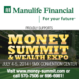 Manulife Sponsors 7th Money Summit – Money Summit & Wealth ...